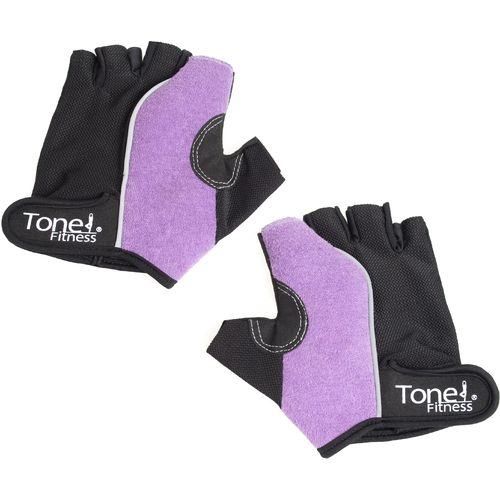 Display product reviews for Tone Fitness Women's Weightlifting Gloves