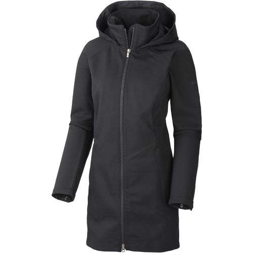 Columbia Sportswear Women s Take to the Streets  II Long Softshell Jacket