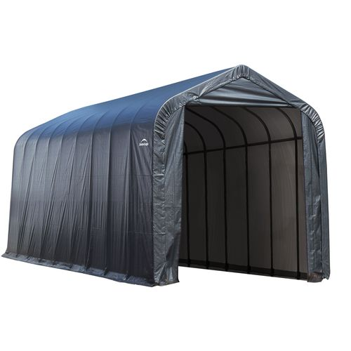 ShelterLogic 14' x 36' Peak Style Shelter - view number 1
