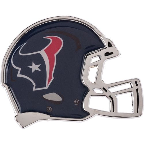 Stockdale Houston Texans Auto Emblem