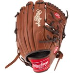 Rawlings Youth Sandlot 2-Piece Web 11.75 in Infield Glove - view number 2