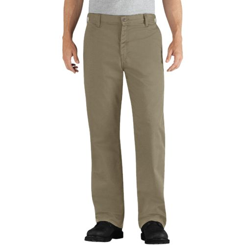 Dickies Men's Flame Resistant Relaxed Fit Twill Pant
