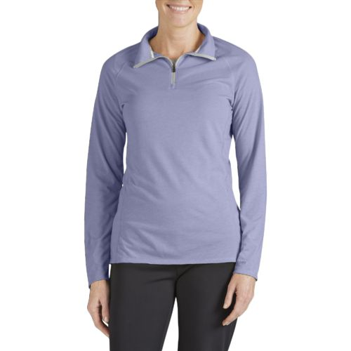 Dickies Women's 1/4 Zip Performance Pullover