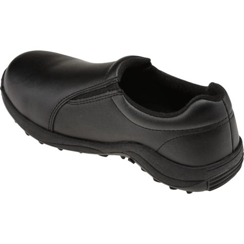 Brazos Women's Slip-on Steel-Toe Service Shoes - view number 3