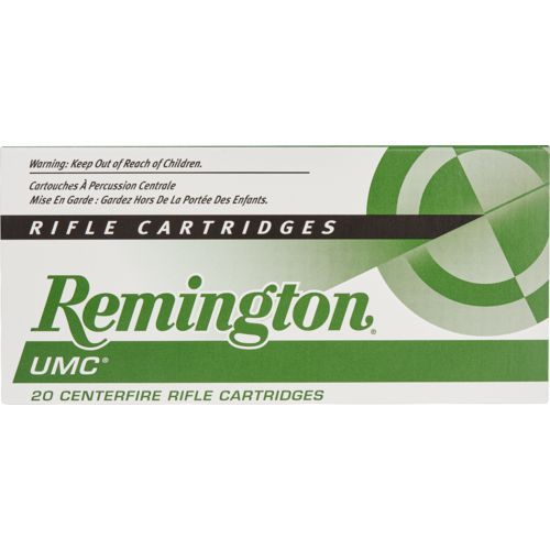 Remington 300 AAC Blackout 120-Grain Rifle Ammunition