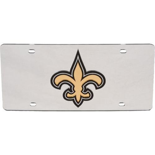 Stockdale New Orleans Saints Mirror License Plate