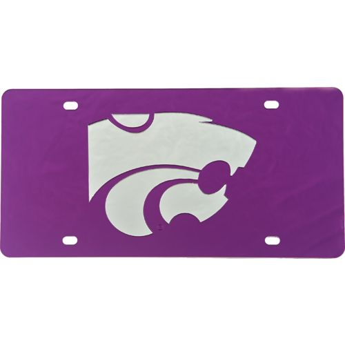 Stockdale Kansas State University License Plate