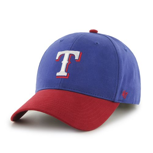 '47 Boys' Texas Rangers Short Stack MVP Cap