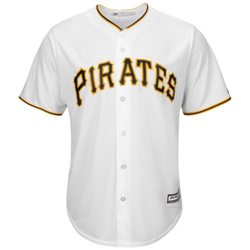 Majestic Men's Pittsburgh Pirates Cool Base® Replica Jersey