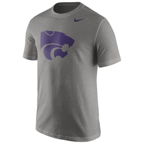 Nike™ Men's Kansas State University Logo T-shirt