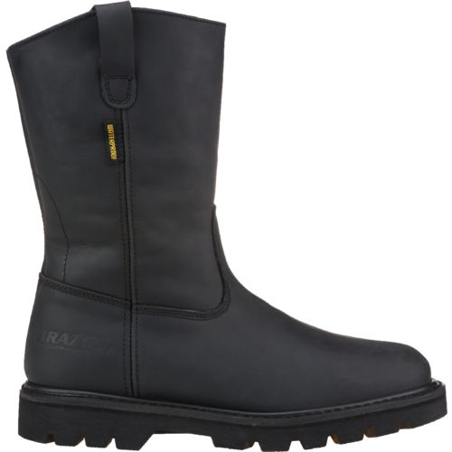 Brazos Men's Work Force Derrick NS Wellington Work Boots - view number 1