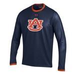 Under Armour® Kids' Auburn University Huddle Long Sleeve T-shirt
