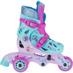 Disney Girls' Frozen Convertible 2-in-1 Skates