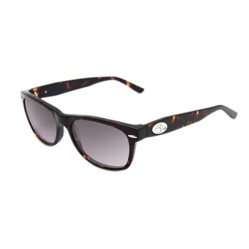 AES Optics Women's Clemson University Eaton Polarized Sunglasses