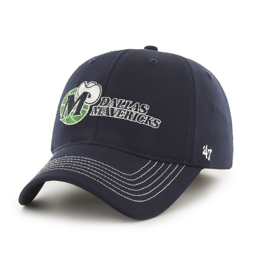 '47 Men's Dallas Mavericks Game Time Closer Cap