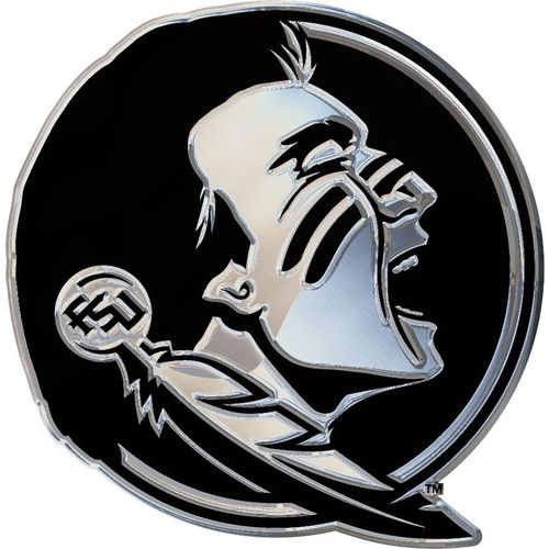Stockdale Florida State University Freeform Auto Emblem