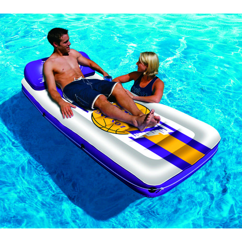 Poolmaster® Los Angeles Lakers Giant Mattress - view number 4
