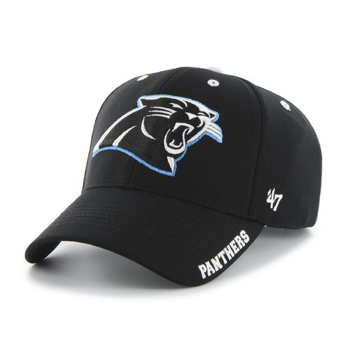 '47 Adults' Carolina Panthers Condenser MVP Cap