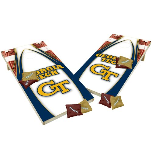 Wild Sports Tailgate Toss XL SHIELDS Georgia Tech