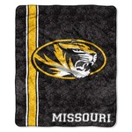 The Northwest Company University of Missouri Jersey Sherpa Throw - view number 1