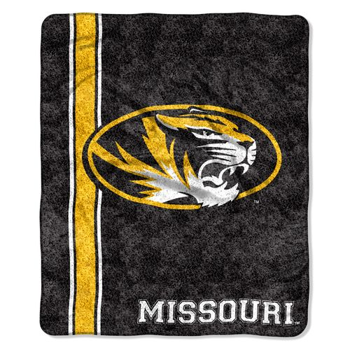 The Northwest Company University of Missouri Jersey Sherpa Throw