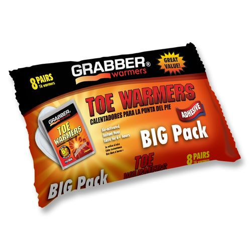 Grabber Toe Warmers 16-Pack