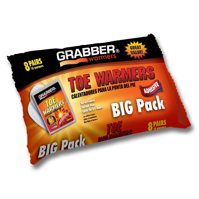 Grabber Toe Warmers 16-Pack