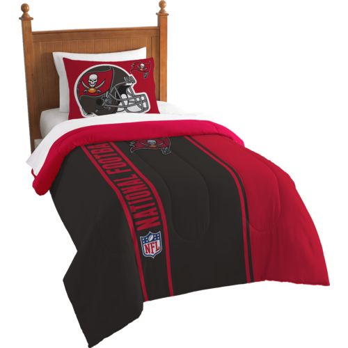 The Northwest Company Tampa Bay Buccaneers Twin Comforter and Sham Set