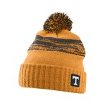 Nike Adults' University of Tennessee College Text Beanie