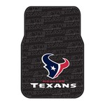 The Northwest Company Houston Texans Front Car Floor Mats 2-Pack - view number 1
