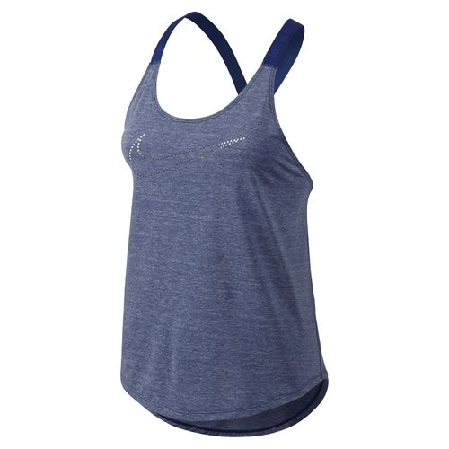 Nike Women's Elastika Keyhole Training Tank Top