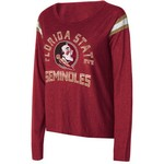 Touch by Alyssa Milano Women's Florida State University Cascade Long Sleeve T-shirt