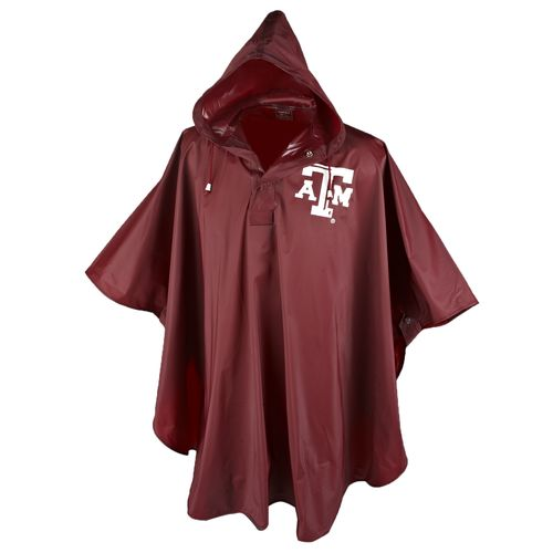 Storm Duds Men's Texas A&M University Slicker Heavy Duty PVC Poncho - view number 1