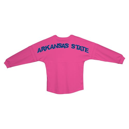 Boxercraft Women's Arkansas State University Pom Pom Long
