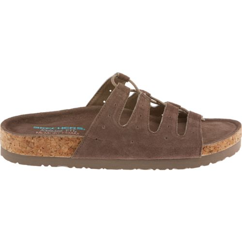 SKECHERS Women's SKX Wrap It Up Sandals