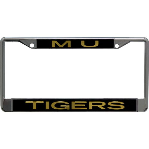 Stockdale University of Missouri Mirror License Plate Frame - view number 1