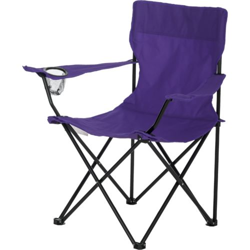 Academy Sports + Outdoors Logo Armchair  sc 1 st  Academy Sports + Outdoors & Folding Chairs | Plastic Wooden Fabric u0026 Metal Folding Chairs ...
