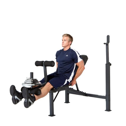 Competitor Olympic Weight Bench - view number 2