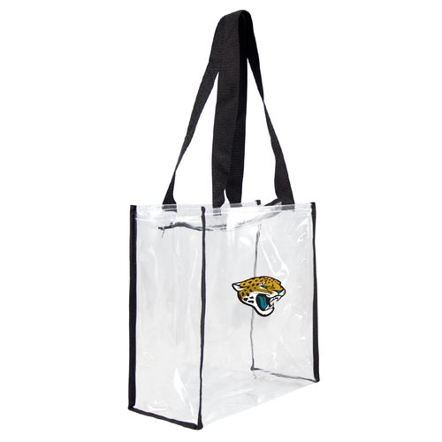 Little Earth Productions Jacksonville Jaguars Zip Tote