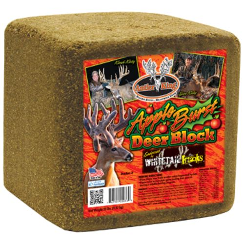 Antler King Apple Burst Freaks Mineral 5lb. Deer Block