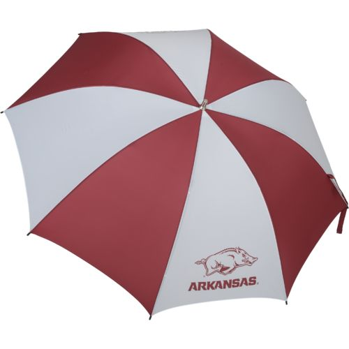 "Storm Duds University of Arkansas 62"" Golf Umbrella"