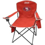 Coleman® San Francisco 49ers Cooler Quad Chair