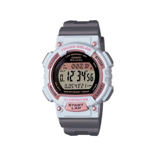 Casio Women's Solar Powered 120-Lap Runners Watch