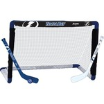 Franklin Tampa Bay Lightning Mini Hockey Goal Set - view number 1