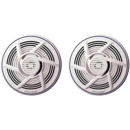 "Pioneer Nautica Series 6-1/2"" 2-Way Marine Speakers (Pair)"