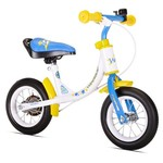 KENT Kids' WeeRide Learn 2 Ride 10 in Balance Bicycle - view number 1
