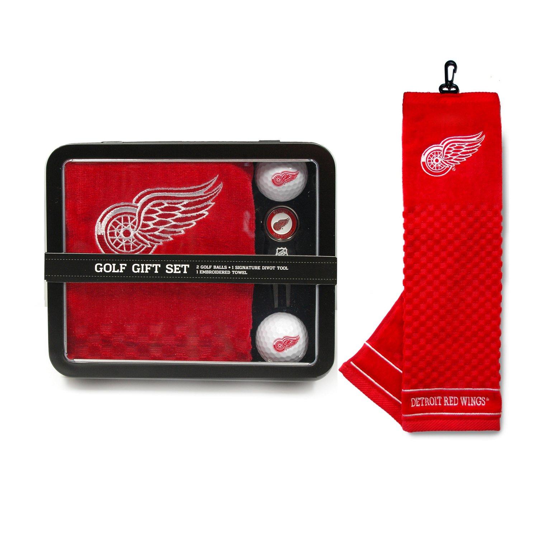 Team Golf Detroit Red Wings Gift Tin