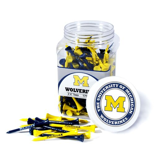Team Golf University of Michigan Tees 175-Pack