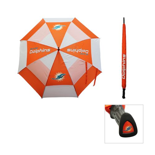 Team Golf Adults' Miami Dolphins Umbrella