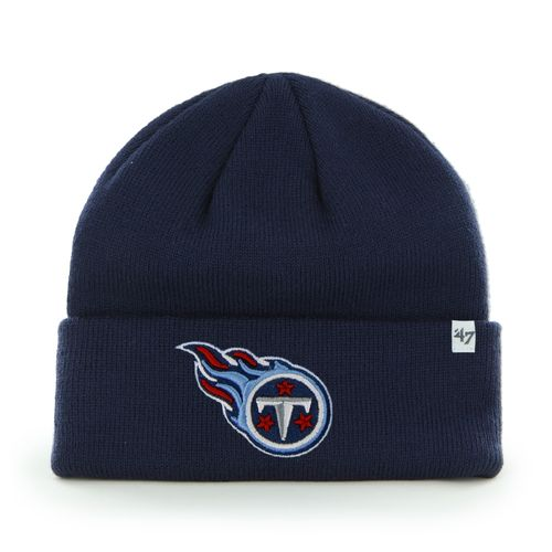 '47 Men's Tennessee Titans Raised Cuff Knit Cap